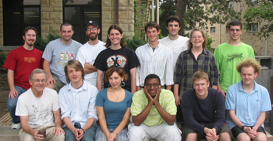 2007 REU Group