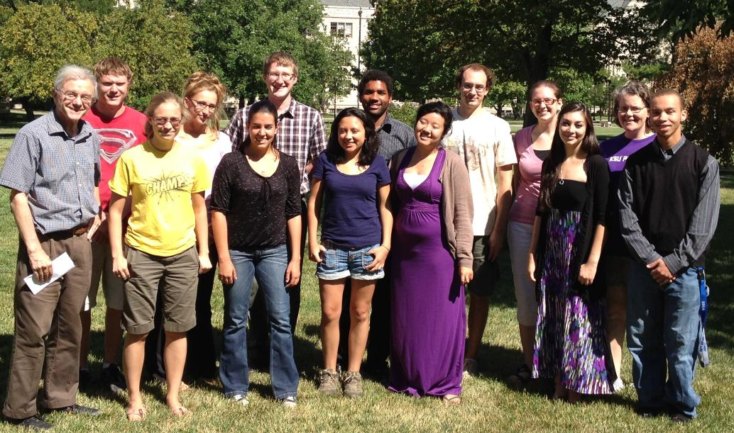 2012 REU Group