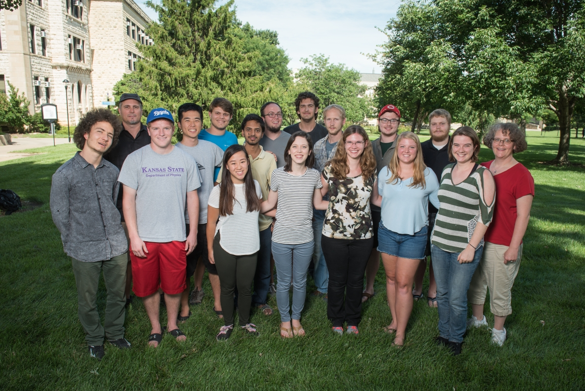 2016 REU Group