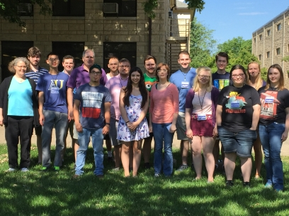 2017 REU Group