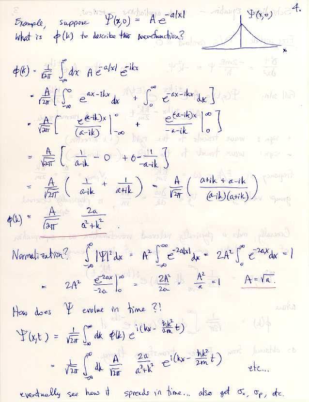 schrodinger equation quantum mechanics pdf