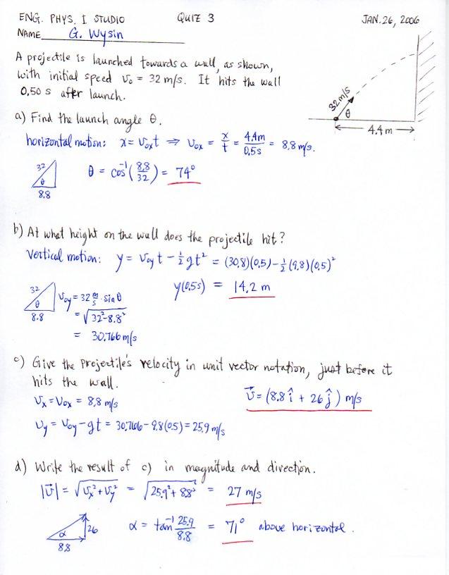 Engineering Physics I Ksu Physics 213 223